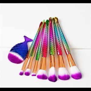 Mermaid brushes 💕